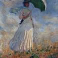12-日傘の女性