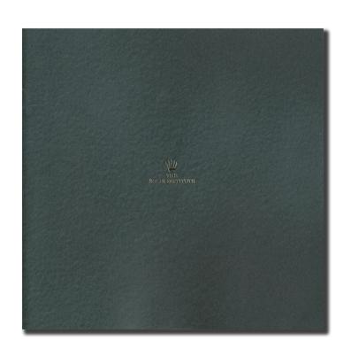 04 「ROLEX」のパンフレットの表紙です。